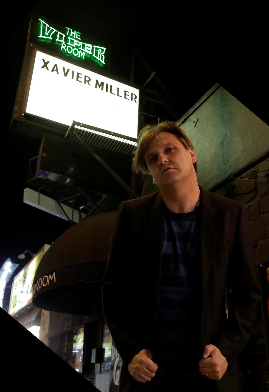 Xavier Miller